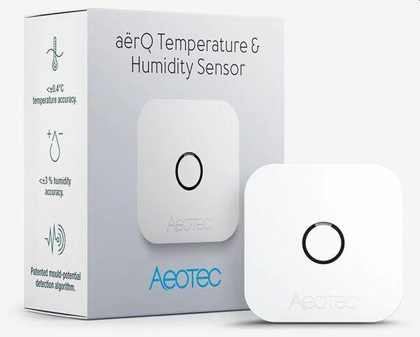Aeotec aërQ Сензор за температура и влажност