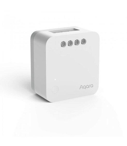Aqara Модул единично реле Т1 (монтаж без нулев проводник) Zigbee