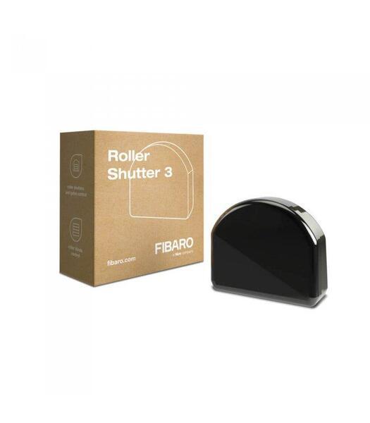 Fibaro Roller Shutter 3 - модул за управление на щори или врати