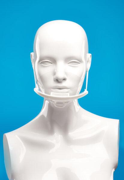 Прозрачна маска за уста CPS- 20
