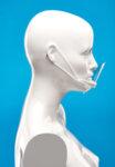 Прозрачна маска за уста