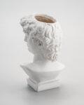 Декорация-ваза под форма на римски бюст Mithras
