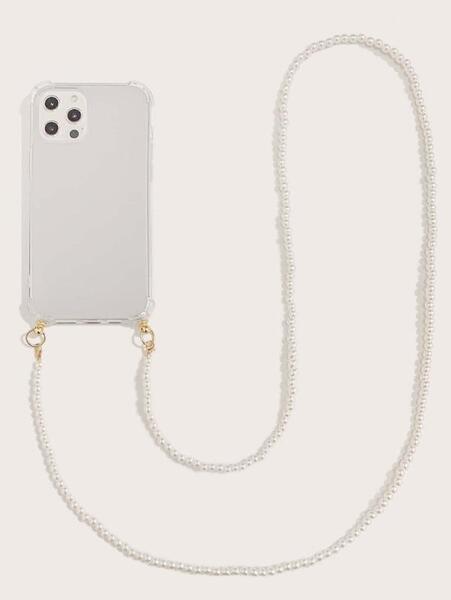 Кейс за iPhone 12/ 12 pro с подвижна верижка Pure Glam