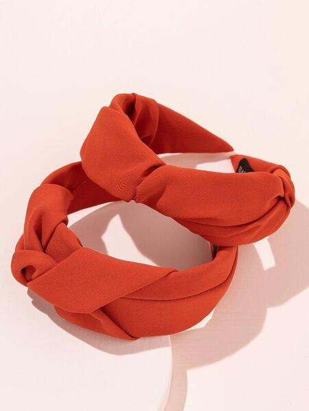 Диадема за коса Red Glam