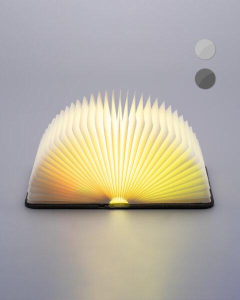 "Книга лампа ""Read between the lines"""