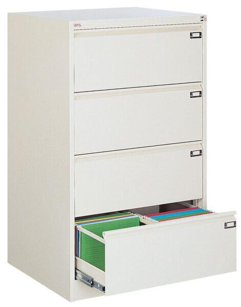 Метален шкаф за висящи папки тип КАРДЕКС MALOW 302