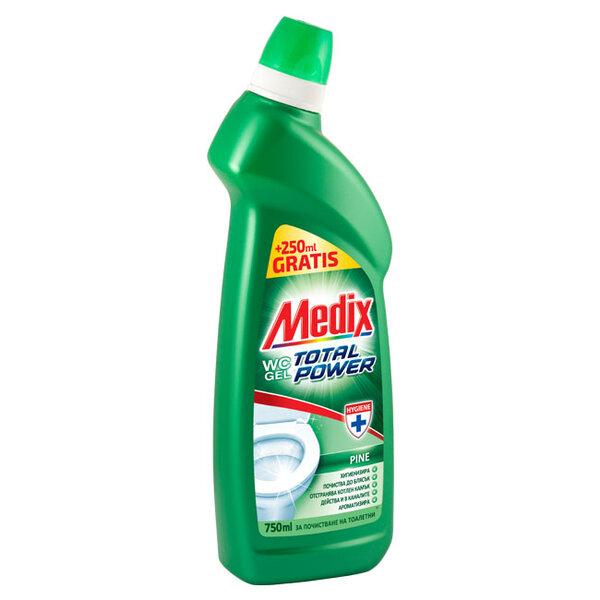 Medix WC Gel Pine 750 ml