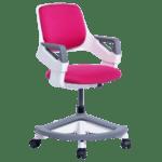 Детски стол CLEVER - розов
