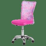 Детски стол Carmen 7022-1 LUX - розов