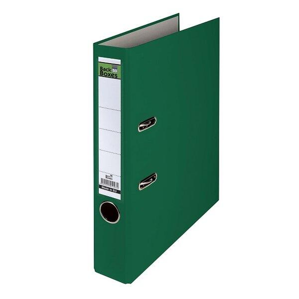 Класьор B2B A4, 5 cm Зелен