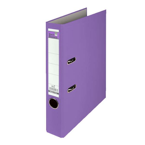 Класьор B2B A4, 5 cm Виолетов