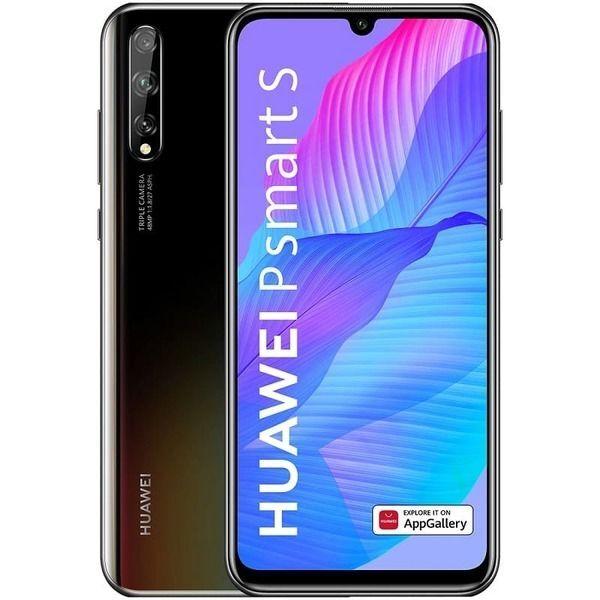Huawei P Smart S 2020 4GB RAM 128GB Dual Sim Black