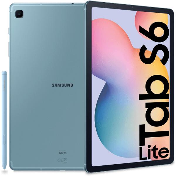 "Таблет Samsung Galaxy Tab S6 Lite 10.4"" SM-P615 LTE 64GB Blue"