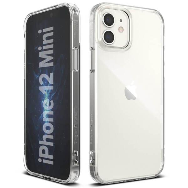 Калъф Nordic Classic Air iPhone 12 Mini Transparent