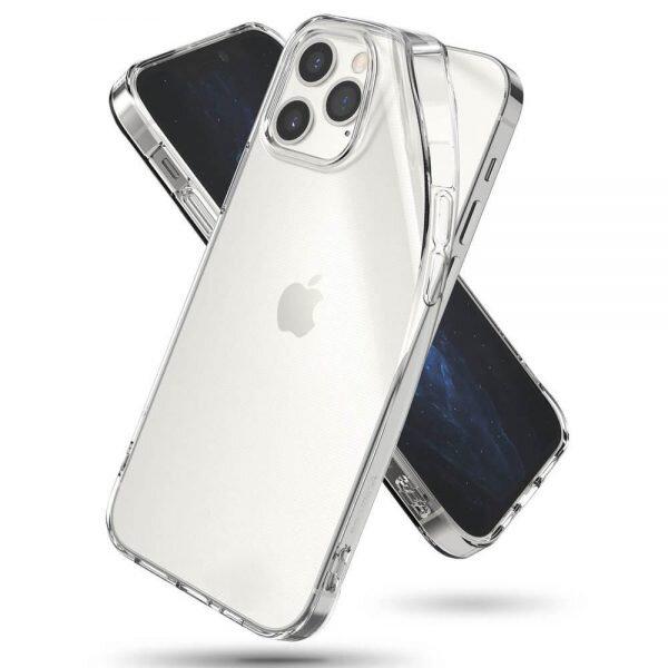 Калъф Nordic Classic Air iPhone 12 Pro Max Transparent
