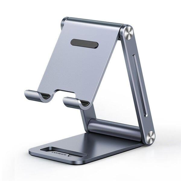 Стойка за телефон Ugreen Foldable Multi-Angle Phone Stand Gray