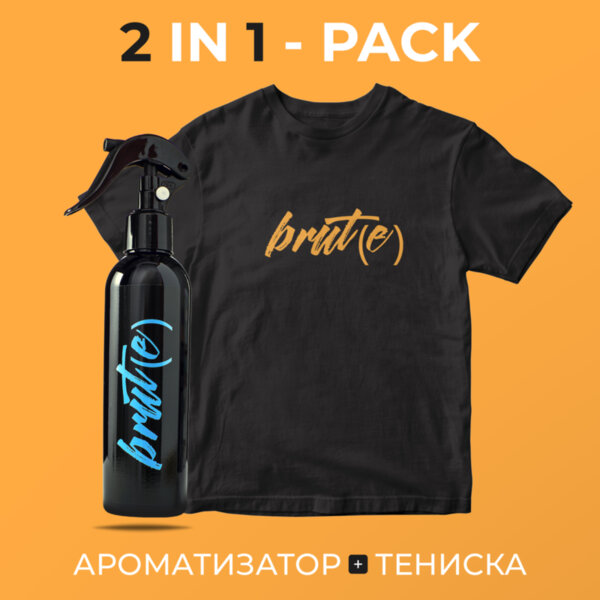 2 IN 1 (АРОМАТИЗАТОР + ТЕНИСКА)