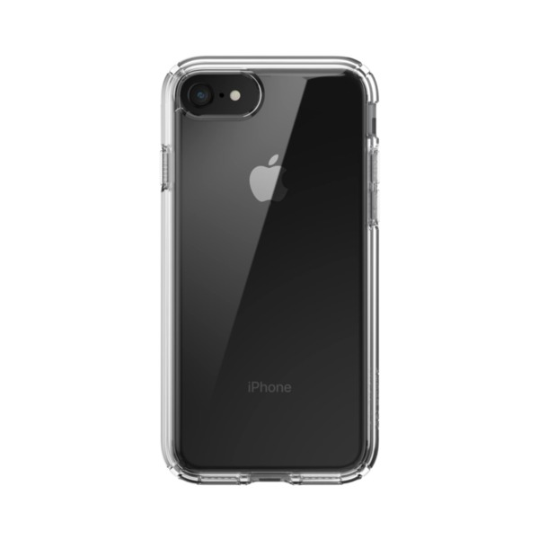 Калъф Speck iPhone SE,8,7,6S,6 NEW CLEAR - CLEAR/CLEAR