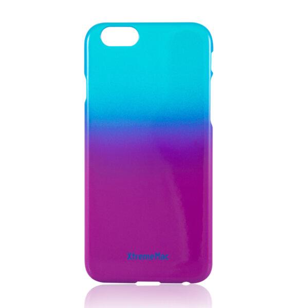 Калъф XtremeMac iPhone 6S MICROSHIELD FADE - Blue/Purple