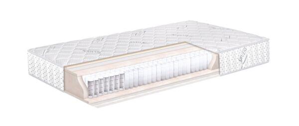 Матрак Exclusive Memory Silver 19 см, двулицев - матраци Тед