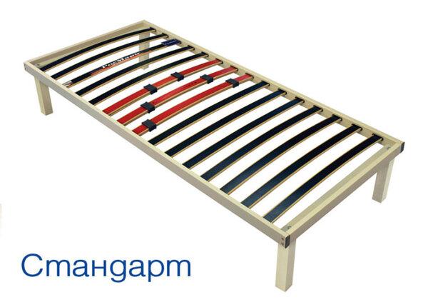 Ламелна рамка Стандарт с крака - РосМари