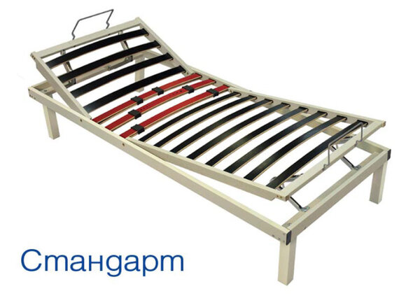 Ламелна рамка Стандарт с крака опция К - Росмари