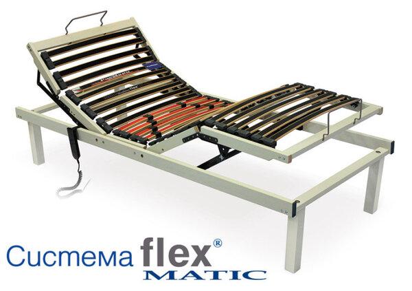 Ламелна рамка Система Flex Матик с крака - РосМари