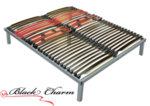 Ламелна рамка Black Charm с крака - РосМари