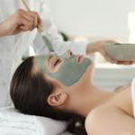 Зелена почистваща и матираща маска за лице Panthenol Extra, 75ml