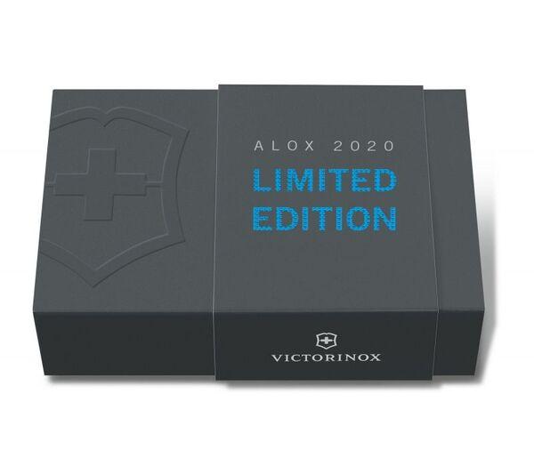Нож Victorinox Cadet Alox Limited Edition 2020 aqua blue