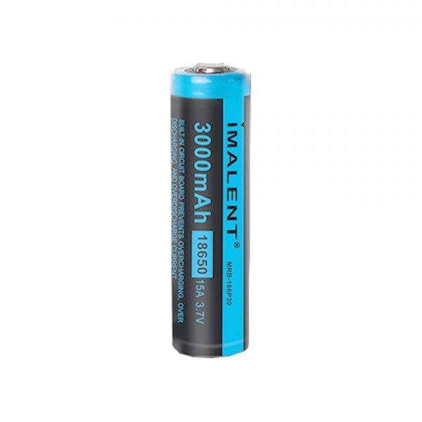 Imalent MRB-186P30 3000mah Max 15A Rechargeable 18650 Li-ion Battery