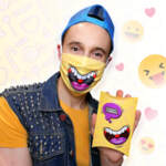 Scented Face Mask / Fruity Candy