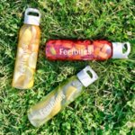 Leakproof Water Bottle 650ml | Infused Water Recipes
