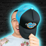 Glowing Summer Hats | Unisex