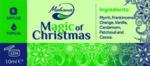 Ароматна композиция Magic of Christmas, 10 ml