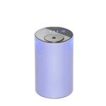 Арома небюлайзер, вградена батерия, преносим, USB, червен-Copy