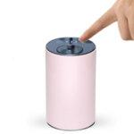 Арома небюлайзер, вградена батерия, преносим, USB, лилав-Copy