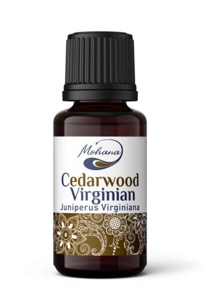 Кедър вирджински, Cedarwood Virginian, 10ml
