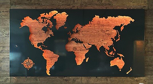 Карти на света