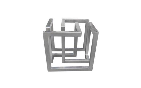 Метална основа за маса Лабиринт H450