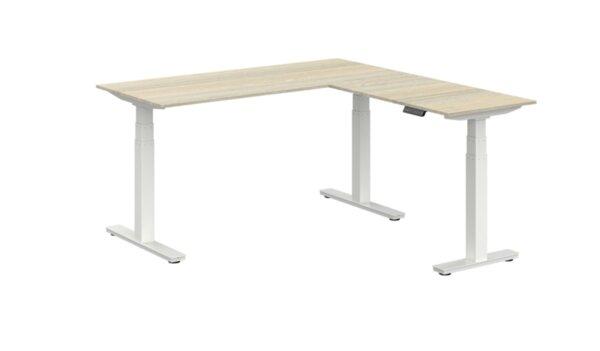Ергономично регулируемо бюро с  крака: 3МК75 - 90 °