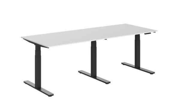 Ергономично регулируемо бюро с крака:  3МК75 - 180 °