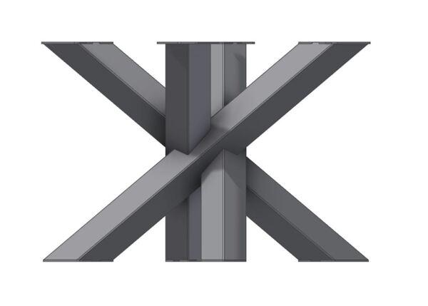 Метална основа за холна маса - Кристи H400