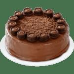 Шоколадова бисквитка - Нестандартна