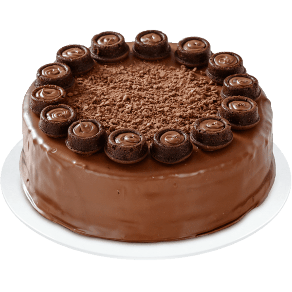 Шоколадова бисквитка  Нестандартна