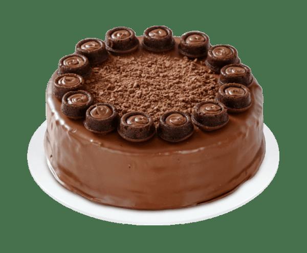 Шоколадова бисквитка