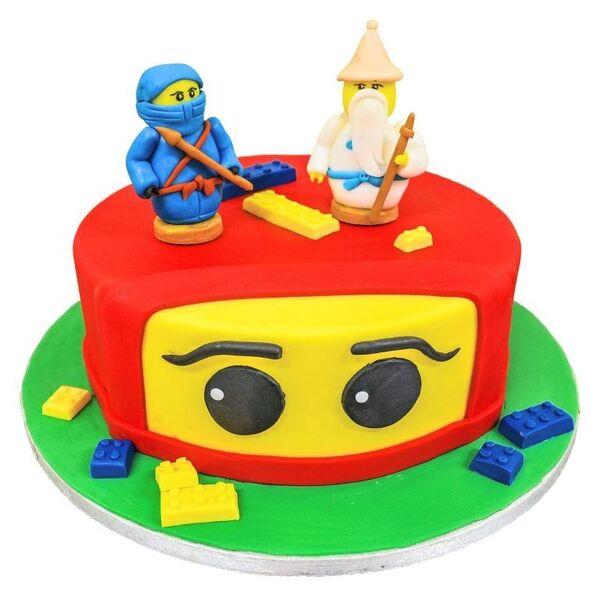 Лего Нинджаго герой