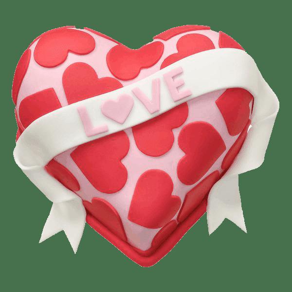 Сърце  любов