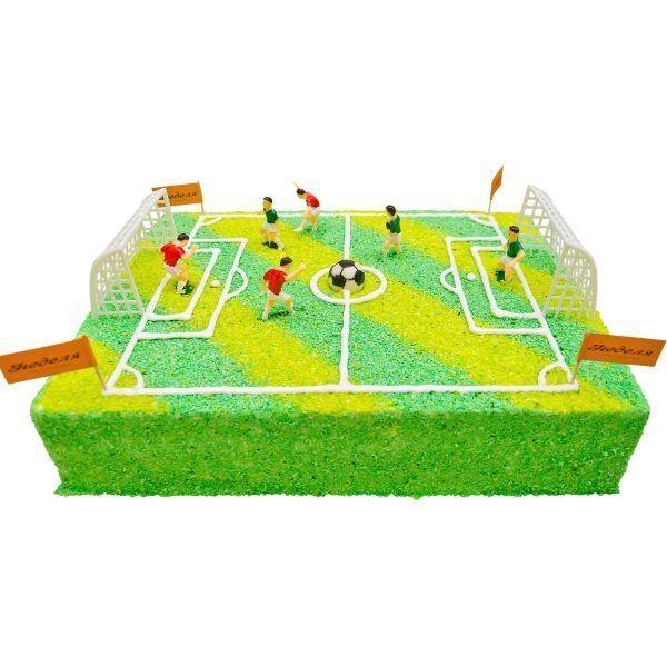 Футбол игрище
