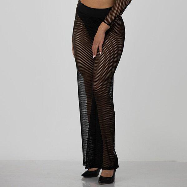 Панталон, елегантен, широк  – AIMI  Pants